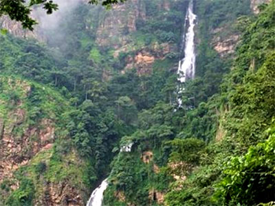 """""""Wonders of Nature"""" Volta Falls Wli falls"""